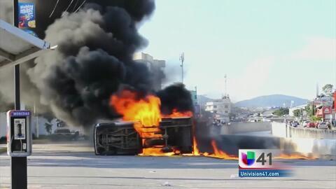 Alerta en el país por violencia en México