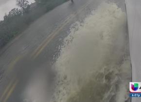 Alerta de inundaciones en área tri-estatal