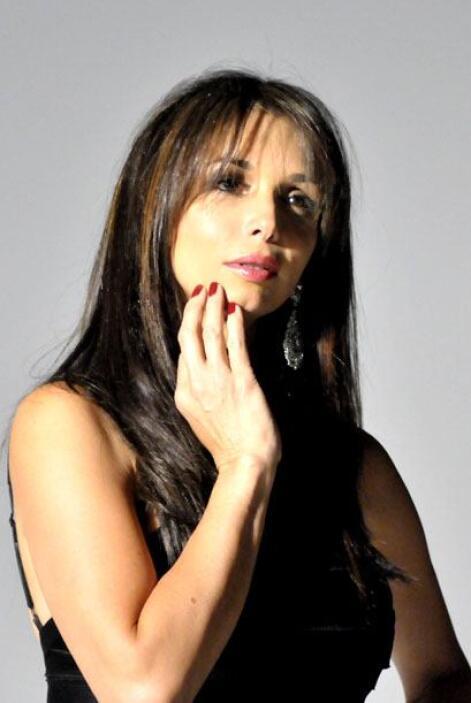 Junto a Cynthia Klitbo y Margarita Magaña.
