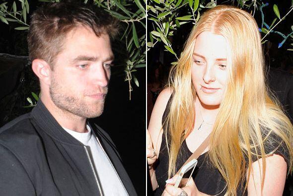 ¡Ya te atrapamos, Robert Pattinson! Mira aquí lo último en chismes.