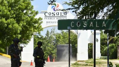 Cosalá, Sinaloa.