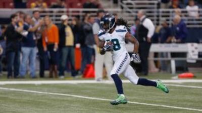 Sidney Rice quiere quedarse en los Seahawks (AP-NFL).