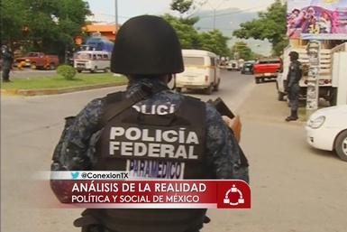 Segunda parte: Análisis de la crisis social y política de México
