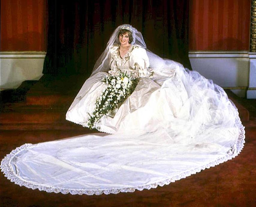 Inspírate en estos célebres vestidos de novia