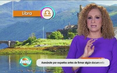 Mizada Libra 31 de mayo de 2016