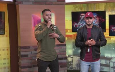 Boamistura promociona su más reciente sencillo musical titulado Volverte...