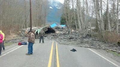 Desastre en el estado de Washington deja varios heridos y desaparecidos