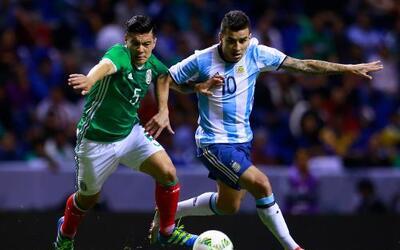 Argentina vs México Sub' 23
