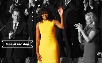Una vez más sorprenda la primera dama con sus apuestas estil&iacu...