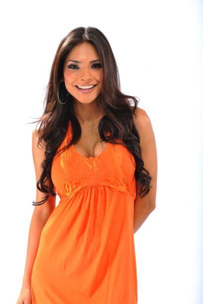 Ale ganó la primera temporada de Nuestra Belleza Latina.