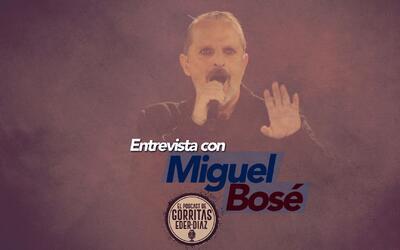 El Podcast de 'Gorritas' - Miguel Bosé