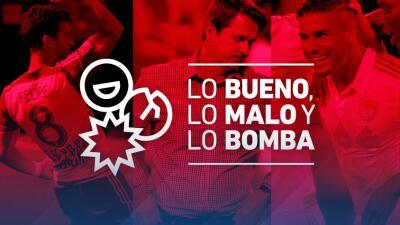 Lo Bueno, Lo Malo y Lo Bomba Jornada 29