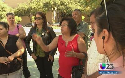 Enojo con autoridades del Condado Dallas