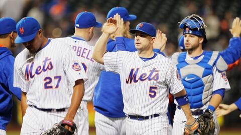 Mets se impuso 4-1 a Braves