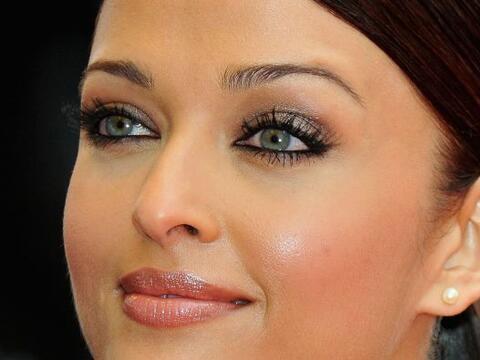 Lo más hermoso en el rostro de Aishwarya Rai son los tremendos oj...