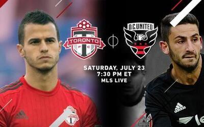 Jornada 20 de la MLS, Sabado 23 de julio