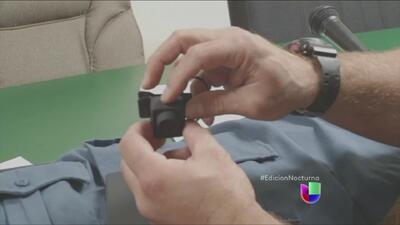 Los agentes fronterizos portarán cámaras