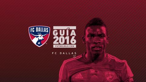 FC Dallas Guia 2016