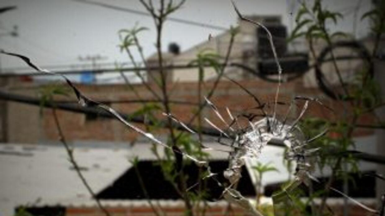 Los criminales han dado muestras de su gran capacidad de fuego en distin...