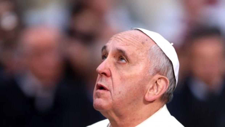 A través de su cuenta en Twitter, el Papa Francisco manifestó su apoyo a...