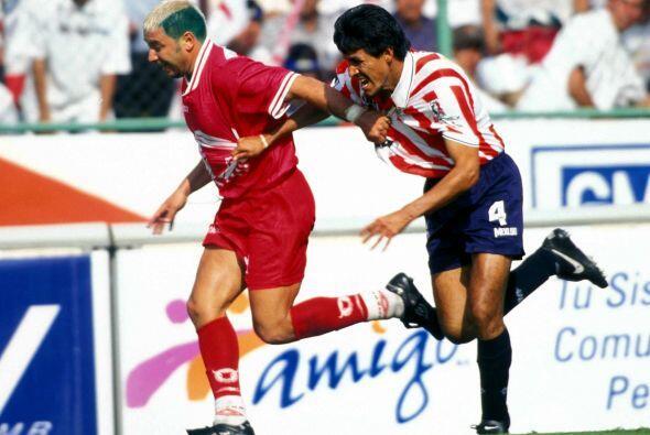 Ese mismo torneo Mohamed volvería a verse las caras con Ferretti...