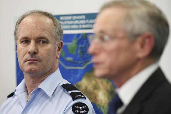 Horas antes, funcionarios australianos habían declarado al Parlamento so...