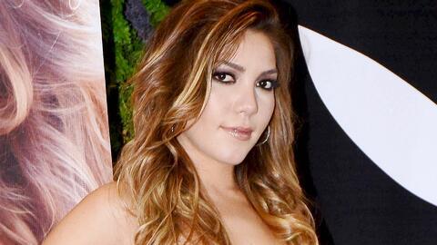 La hija de Alejandra Guzmán hizo tristes confesiones sobre su infancia