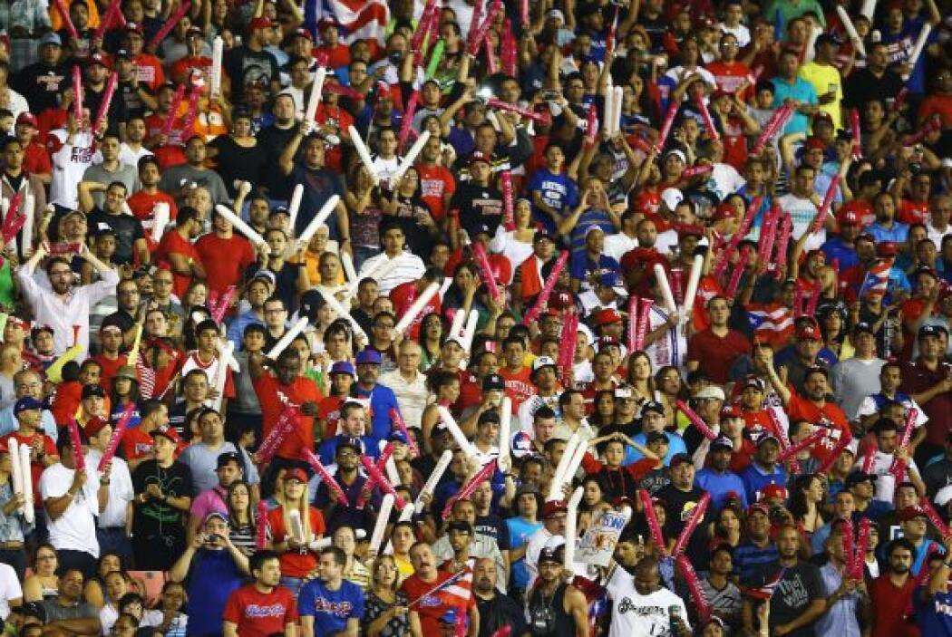 Los locales y la República Dominicana se jugaban el primer lugar del Gru...