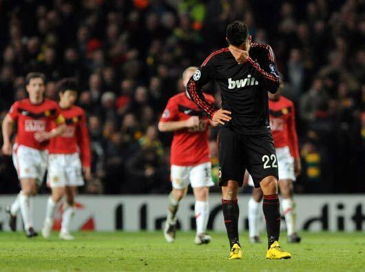 Al final el AC Milan se despidió de Europa con goleada de 4-0 y M...
