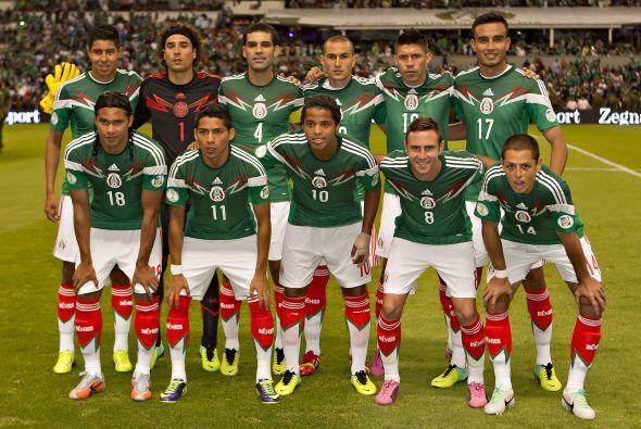 México estaba por encarar su noveno partido del Hexagonal y solo podía g...