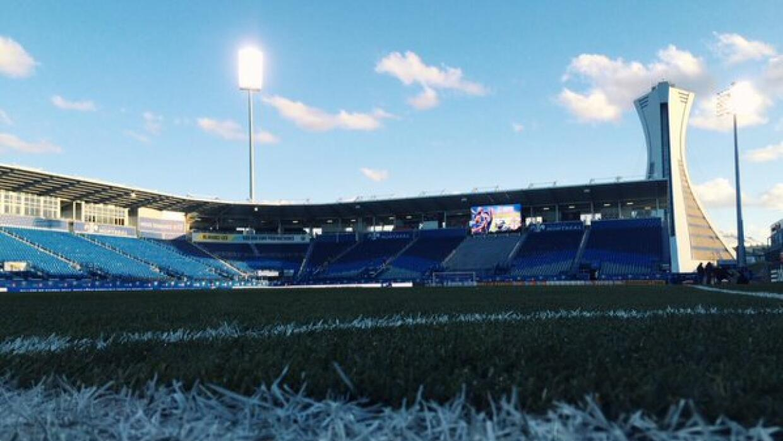Stade Saputo Field