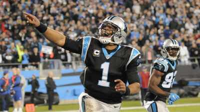 Buccaneers 10-38 Panthers: Carolina termina 15-1 y será local en playoff...