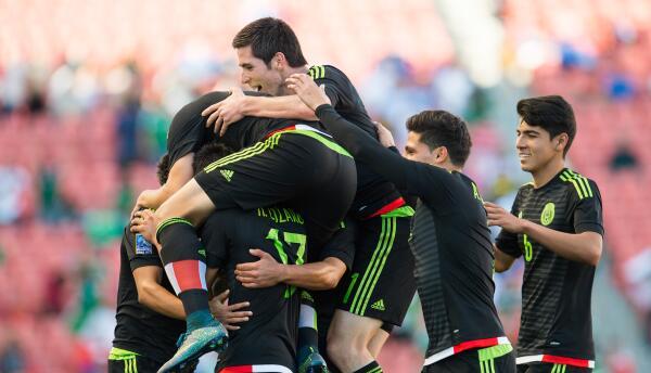 México clasificó a los Juegos Olímpicos Río 2016.