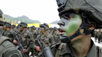 La mayor ofensiva militar contra las FARC de los últimos tiempos causó h...