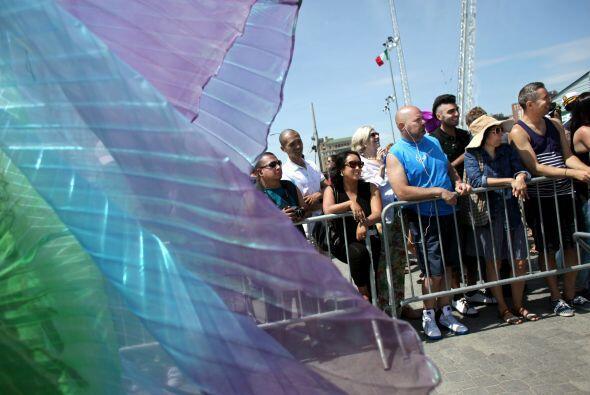 El desfile no tiene ningún tipo de vinculación política, religiosa o com...