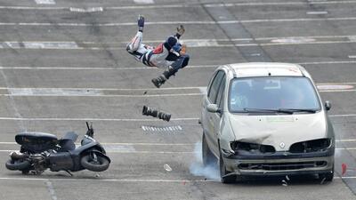 Motoristas entre las mayores víctimas