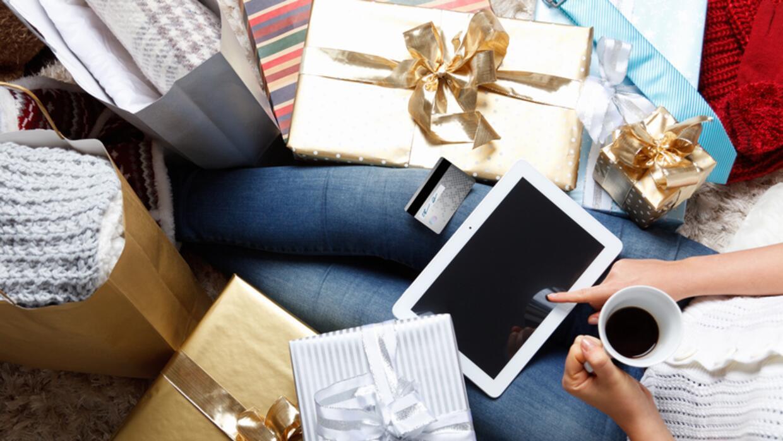 Comprando online en Black Friday