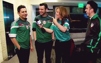 Calibre 50 ya está listo por si México gana la Copa del Mundo