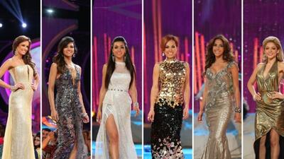 Nashelly Messina de Fabulatina hace parte de Nuestra Belleza Latina.