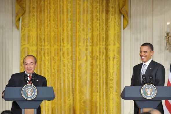 Por su parte, el presidente de Estados Unidos señaló que 'mi gobierno se...