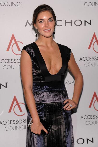 Hilary Rhoda es una bella modelo que es conocida por su trabajo con la m...