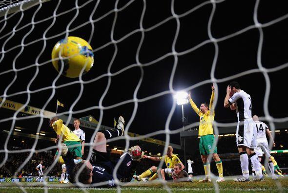 El resultado fue Norwich 1 - Fulham 1.
