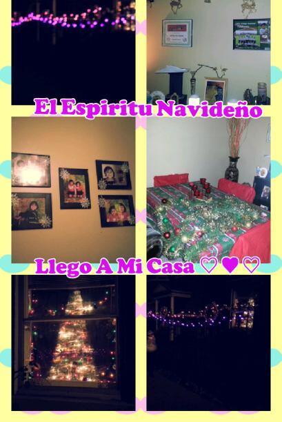 Prisma López compartió esta foto donde se pueden ver las diferentes deco...