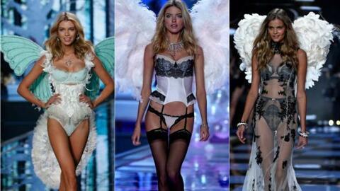 Te presentamos a los nuevos ángeles de Victoria's Secret.