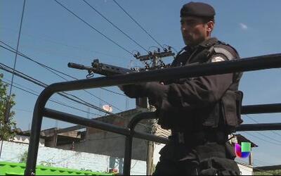 Se redobla la seguridad en Brasil durante la Copa Mundial 2014