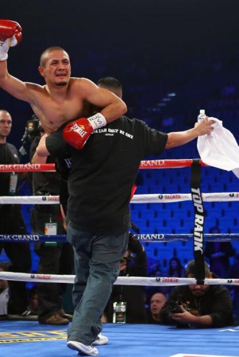 Hernández se apuntó su segunda victroia luego de haber debutado con una...