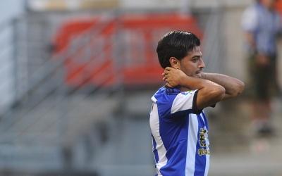 Carlos Vela lamenta la escasez de gol del conjunto de San Sebastián.