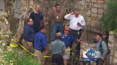 Hallan el cuerpo de un hombre hispano en el Paseo del Río de San Antonio