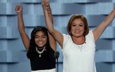 Karla Ortiz se convirtió en la voz de millones de indocumentados en la C...