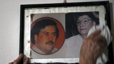 La vida del gran capo colombiano Pablo Escobar llega a la televisión a t...